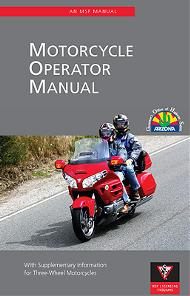 Arizona Motorcycle License Operator Manual