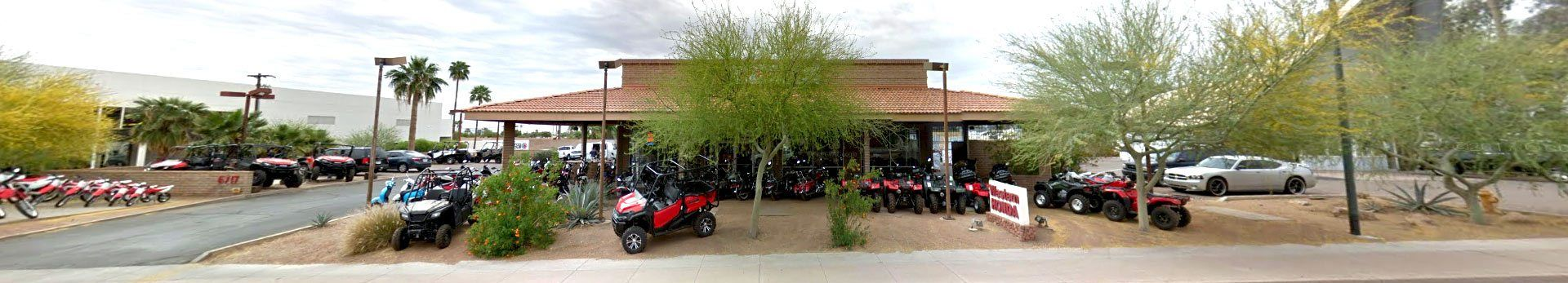 About us | Western Honda Powersports located in Scottsdale ...